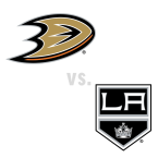 Anaheim Ducks at Los Angeles Kings