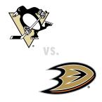 Pittsburgh Penguins at Anaheim Ducks