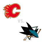 Calgary Flames at San Jose Sharks