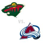 Minnesota Wild at Colorado Avalanche
