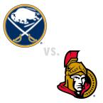 Buffalo Sabres at Ottawa Senators