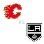 Calgary Flames at Los Angeles Kings