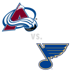 Colorado Avalanche at St. Louis Blues