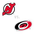 New Jersey Devils at Carolina Hurricanes