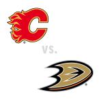 Calgary Flames at Anaheim Ducks