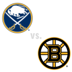 Buffalo Sabres at Boston Bruins