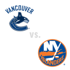 Vancouver Canucks at New York Islanders