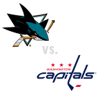 San Jose Sharks at Washington Capitals