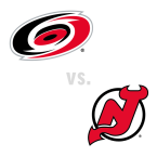 Carolina Hurricanes at New Jersey Devils