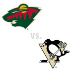 Minnesota Wild at Pittsburgh Penguins