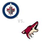 Winnipeg Jets at Arizona Coyotes