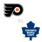 Philadelphia Flyers at Toronto Maple Leafs