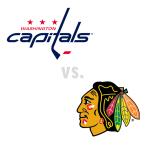 Washington Capitals at Chicago Blackhawks