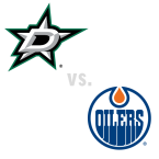 Dallas Stars at Edmonton Oilers