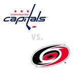 Washington Capitals at Carolina Hurricanes