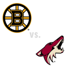 Boston Bruins at Arizona Coyotes