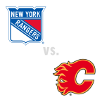 New York Rangers at Calgary Flames