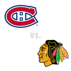 Montreal Canadiens at Chicago Blackhawks