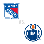 New York Rangers at Edmonton Oilers