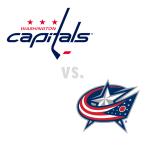 Washington Capitals at Columbus Blue Jackets