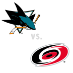 San Jose Sharks at Carolina Hurricanes