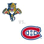 Florida Panthers at Montreal Canadiens
