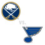Buffalo Sabres at St. Louis Blues