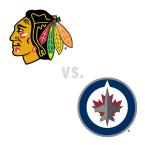 Chicago Blackhawks at Winnipeg Jets