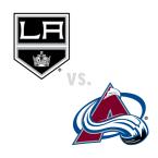 Los Angeles Kings at Colorado Avalanche