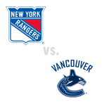 New York Rangers at Vancouver Canucks