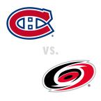 Montreal Canadiens at Carolina Hurricanes