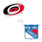 Carolina Hurricanes at New York Rangers