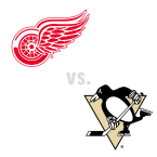 Detroit Red Wings at Pittsburgh Penguins