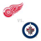 Detroit Red Wings at Winnipeg Jets