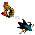 Ottawa Senators at San Jose Sharks