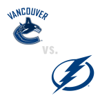 Vancouver Canucks at Tampa Bay Lightning