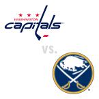 Washington Capitals at Buffalo Sabres