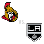 Ottawa Senators at Los Angeles Kings