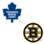 Toronto Maple Leafs at Boston Bruins