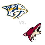 Nashville Predators at Arizona Coyotes
