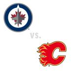 Winnipeg Jets at Calgary Flames
