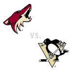 Arizona Coyotes at Pittsburgh Penguins
