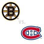 Boston Bruins at Montreal Canadiens