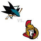 San Jose Sharks at Ottawa Senators