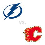 Tampa Bay Lightning at Calgary Flames