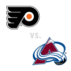 Philadelphia Flyers at Colorado Avalanche