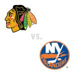 Chicago Blackhawks at New York Islanders
