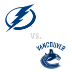Tampa Bay Lightning at Vancouver Canucks