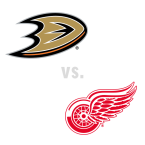 Anaheim Ducks at Detroit Red Wings