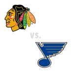 Chicago Blackhawks at St. Louis Blues